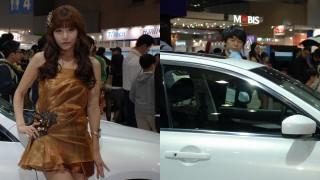 인피니티 G25 프리미엄 & 모델 송유미님
